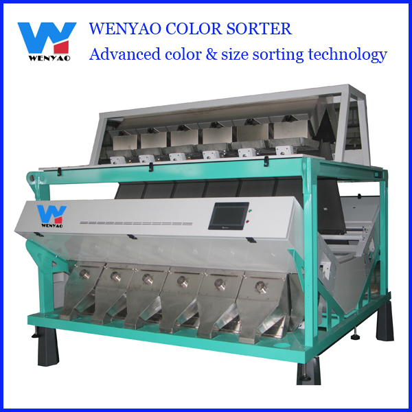 Excellent Quality ccd camera Liquorice color sorting machines