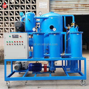 New business oil purification used to purify used motor oil recycle mini machine