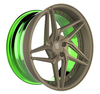 BR Wheels BR220 2 pcs Forged Alloy Wheel