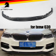Carbon Fiber Auto Front Bumper Lip Spoiler For BMW 5 Series G30 2017+