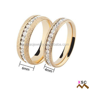 High Quality Saudi Arabia Gold Wedding Ring Price