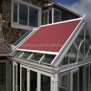 Motorized Retractable Roof Mount Awning - Buy Roof Mount ...