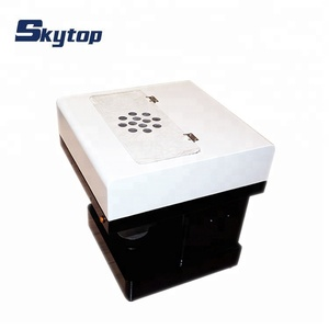 Skytop coffee printing machine with edible ink coffee printer 3d
