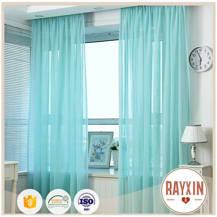 Rayxin High quality S1701 Rayxin blackout curtain with magnetic strip