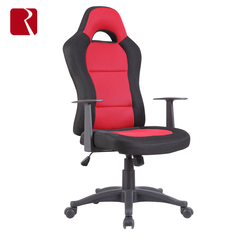 Wholesale Market Gaming Leather Armrest Car Seat Style Racing Chair