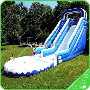 Used swimming pool slide inflatable pool slides for - Used swimming pool slides for inground pools ...