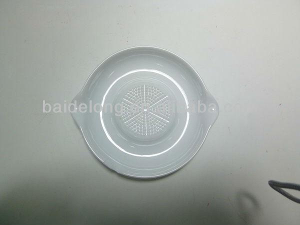 Porcelain Ginger Grater Plate Ceramic Garlic Grater
