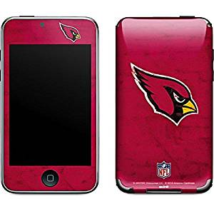 NFL Arizona Cardinals iPod Touch (2nd & 3rd Gen) Skin - Arizona Cardinals Distressed Vinyl Decal Skin For Your iPod Touch (2nd & 3rd Gen)
