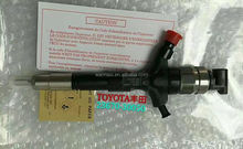 23670-30050 Denso Common Rail fuel Toyota injector for Diesel System Engine