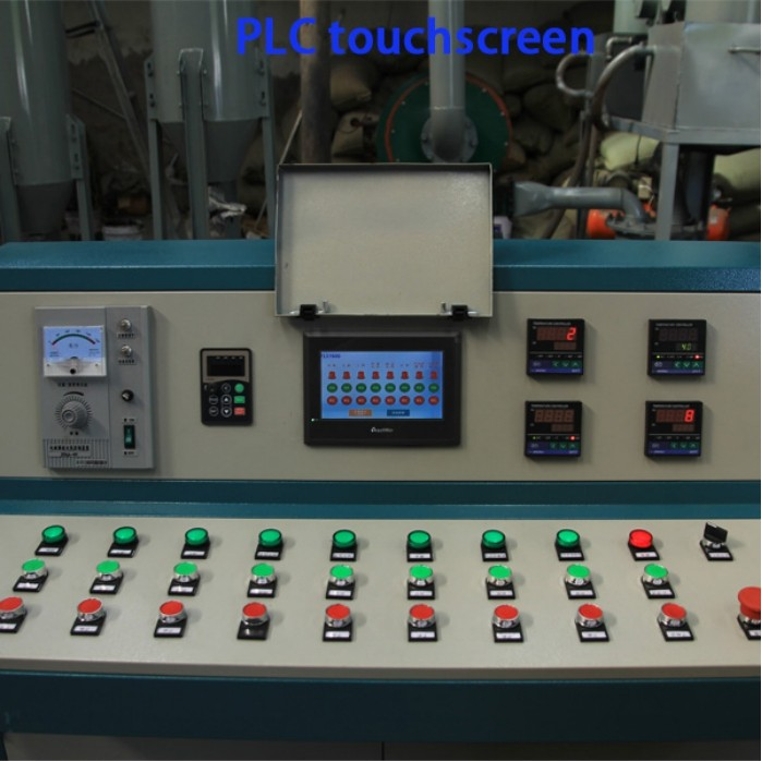 3t-4.5t Output Capacity Activated Carbon Production Line