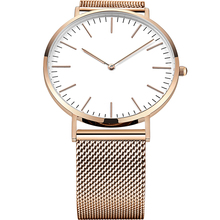 2017 New Design Girl Fashion Branded Ladies Fancy Rose Gold Wrist Watch For Women