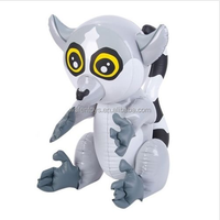 INFLATABLE BLOW UP INFLATE LEMUR JUNGLE FOREST ANIMAL POOL PARTY TOY