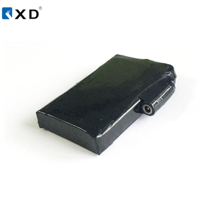 7.4V 2000mAh li-ion battery pack for heated gloves