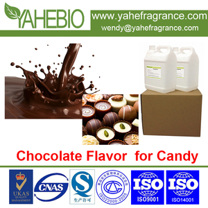 Best food flavor manufacturer high quality chocolate flavor for candy making