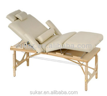 Cheap portable facial tables