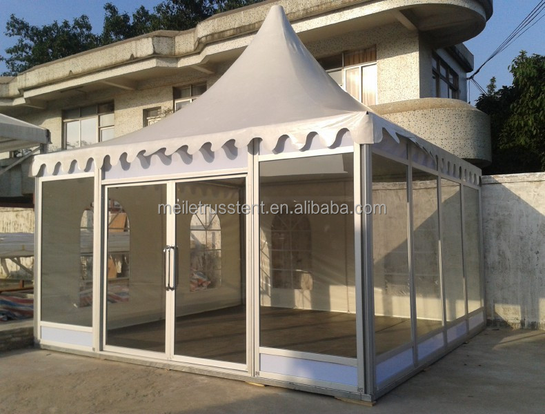 Exhibition Booth Outdoor : Outdoor exhibition booth gazebo glass dome pagoda tent for