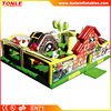 large Animal Farm inflatable jumper combo / inflatable jumper with slide, inflatable moonwalk