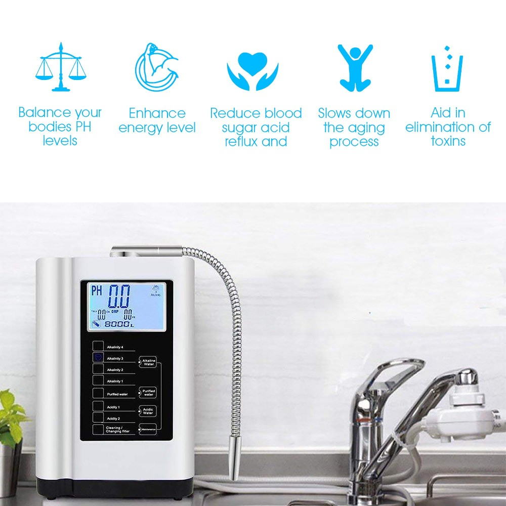 EHM hydrogen water ionizer inquire now on sale-5