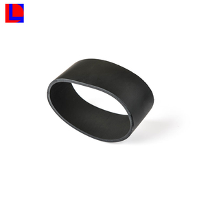 Colorful wide silicon rubber band for seal