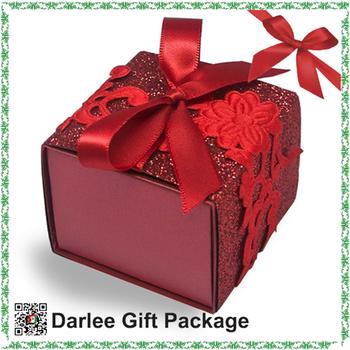 Elegant Customized Chocolate Packaging Wedding Gift Box Buy