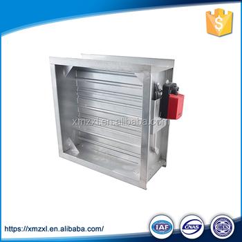 Hvac Air Duct Damper Motorized Volume Control Damper - Buy Air Volume  Control Damper,Air Duct Damper,Volume Control Damper Product on Alibaba com