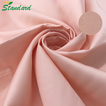 Good quality 100% cotton non stretch sateen fabric for  fashionable shirt