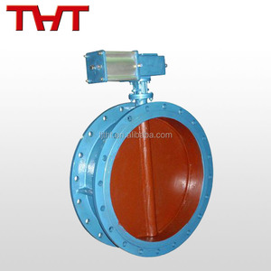 air damper type aeration valve