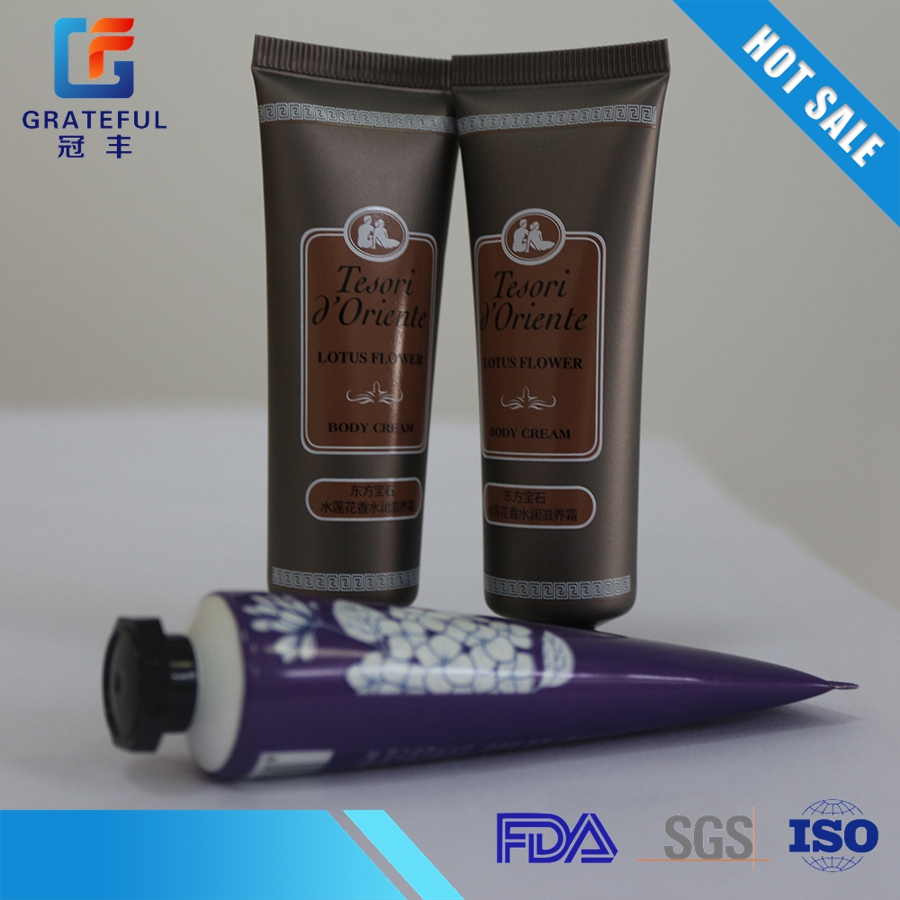 New design 10 ml hand cream plastic cosmetic tube