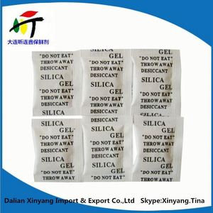 High Grade silica gel moisture absorber for containers/double glazing desiccant