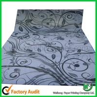 custom printed company logo tissue paper
