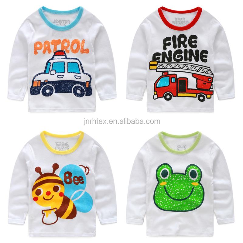 8312c183 OEM cotton screen print boys kids t shirt design,wholesale kids clothes