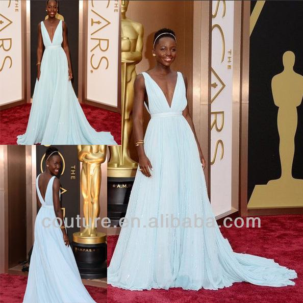 Фото звезд в шифоновых платьях