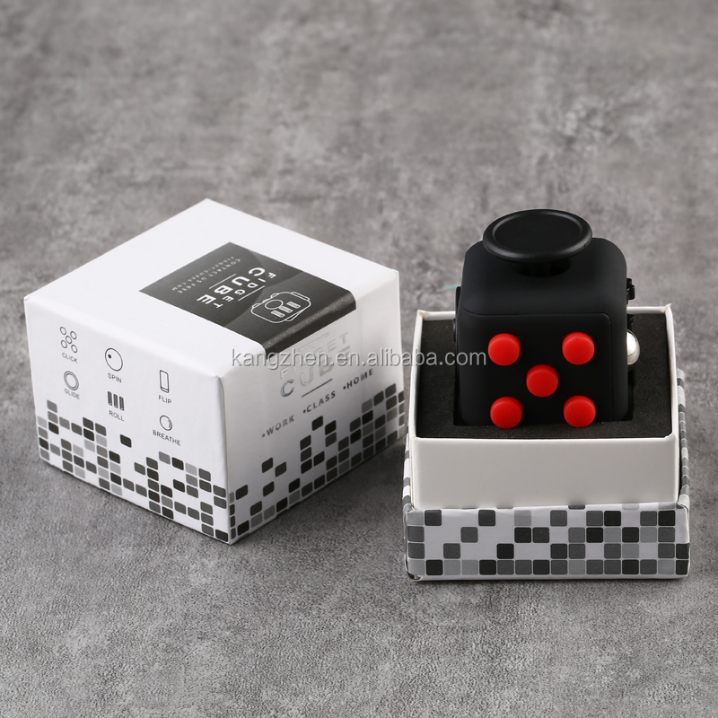 New relax Fidget Cube toy, Relieves Stress cube, stress free fidget cube