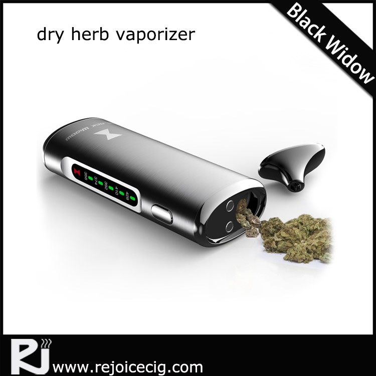 Black widow 3 in 1 vaporizer wax pen dry herb vaping vaporizer