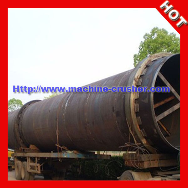China Unique Rotary Kiln For Calcined Dolomite