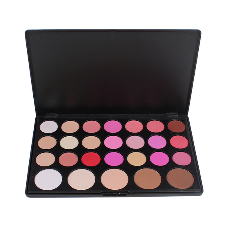 Professional Blush Palette Mineral Blush Makeup 26 Colros Sunscreen Blush