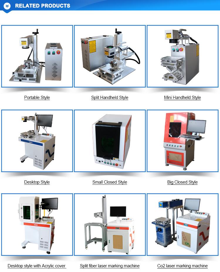 آلة طباعة الملصقات لوحة ، علامة لأذن الماشية آلات الطباعة ، طابعة معدنية عالية السرعة رمز الليزر
