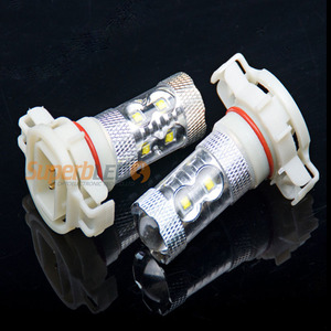 H16 H13 H11 H4 Super White 12 5050 SMD LED Driving Fog Light Bulb Lamp 7.5W