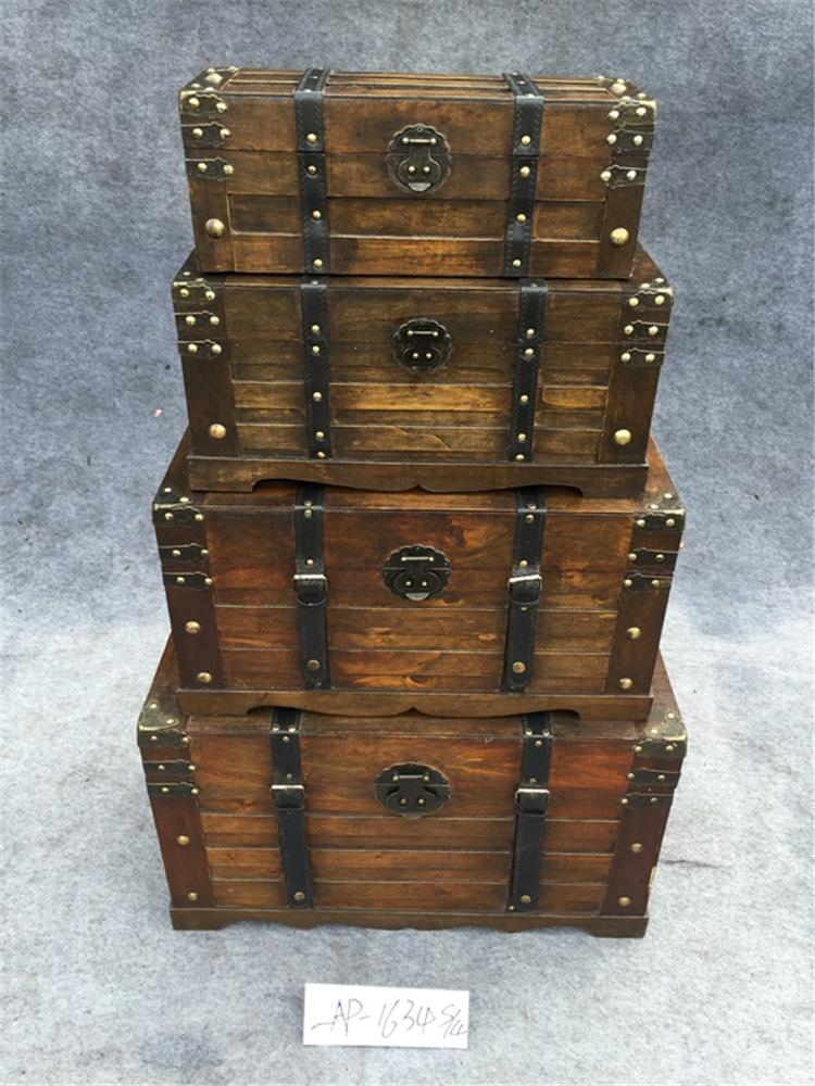 Cheap Antique Reproduction Furniture Wholesale Storage Box