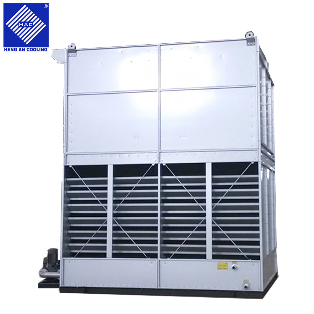 Closed cooling hydrogenerator