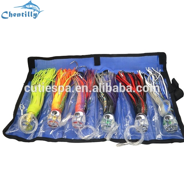 Factory price CHOCT23 marlin squid lure marlin squid lure