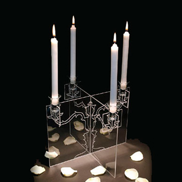 Wedding Table Centre pieces Candelabrum