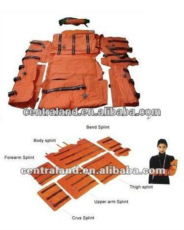 Vacuum Splint set hand air splint