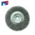 Platinum Grade Crimped copper plating steel wire circular brush