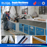 PVC Corner Profile Making Machine/ PVC Angella Bead Extrusion Line