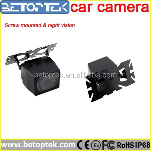 Brand New Car Security Camera With Mirror Image