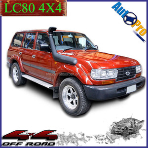 4X4 Accessories and Parts For TOYOTAs Land Cruiser LC80 Snorkel Land Cruiser