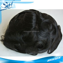 Hot sell indian remy hair men s toupee
