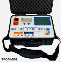 TPOM-901 TTR/Transformer Turn Ratio Meter Tester