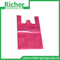No printed shopping vest style grocery bag